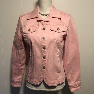 A.M.I. denim Jean jacket size small.